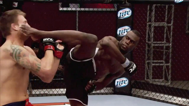MMA KO 2013